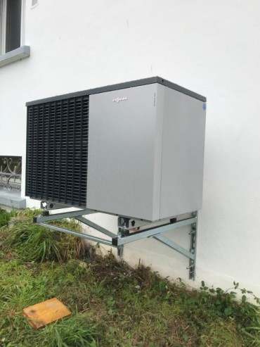 Pompe à chaleur module extérieur